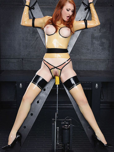 Riley Reid Anal Bondage