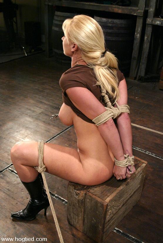 Blonde Bdsm