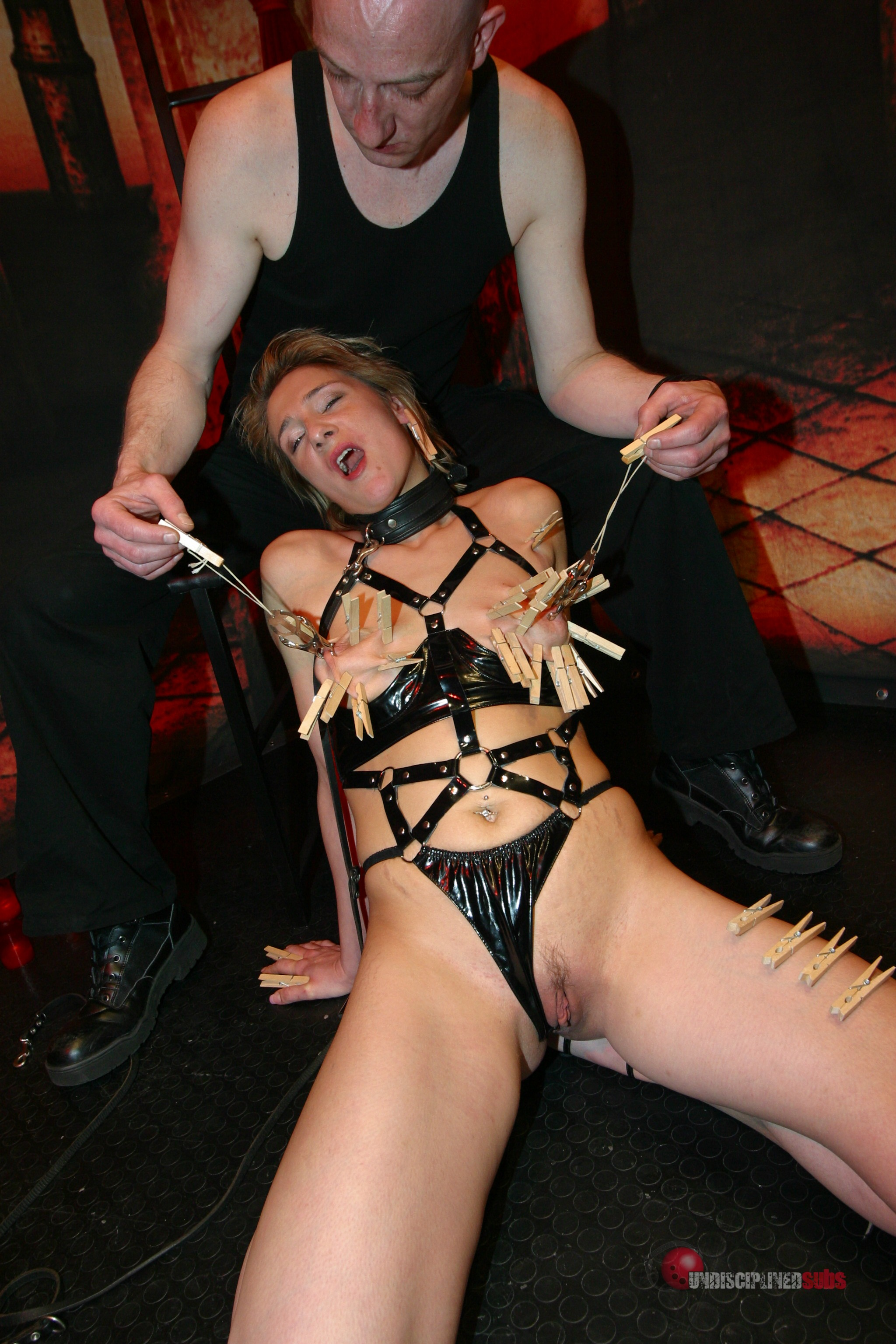 Opinion Bdsm slave outfit rather