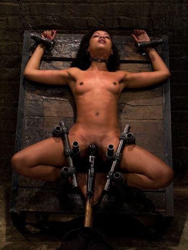 This is one of the most bizarre galleries with horny Skin Diamond you will see.