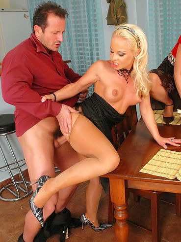 Sharka Blue enjoys sex and pissing in outstanding unforgettable FFM threesome