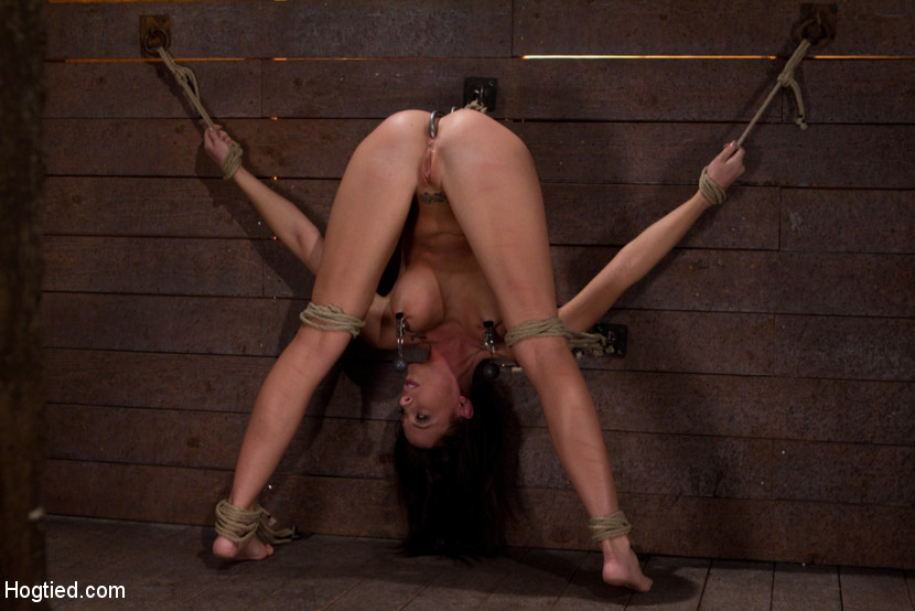 Opinion you Girl nude tied up begging very