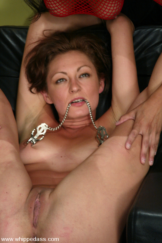 Handjob during massage