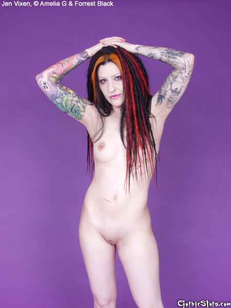 Tattoo goth sluts porn galleries