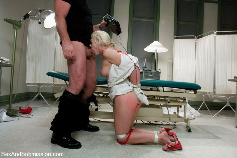 Bdsm latex fetish nurses - 1 part 7