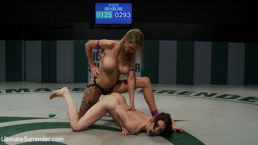 Wife torment acrylic cock crusher
