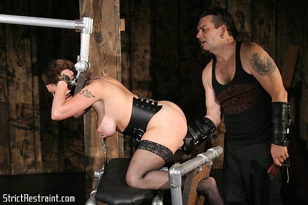 bondage Alisha angel