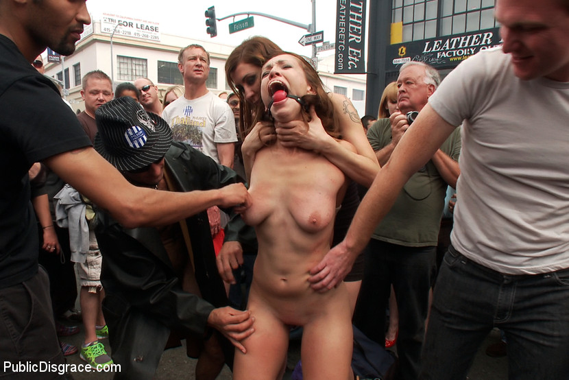 Public Slaves Group Bdsm And Humiliation In Bar