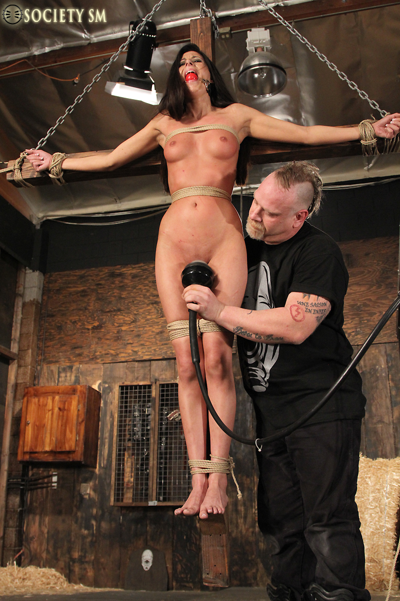 be tied up during sex