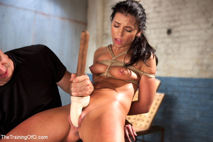 Sex Toys And Insertions Are Making Delicious Adriana