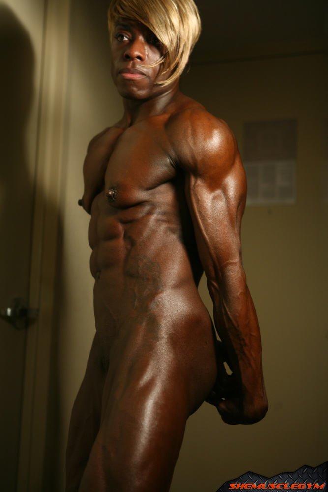 Apologise, Nude Black Female Body Builders consider