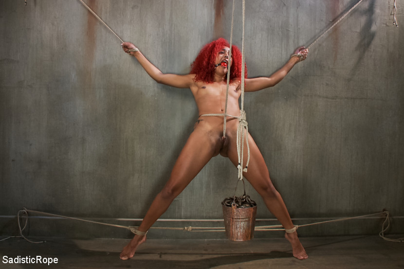 Bondage kläder bondage rope