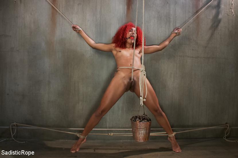 bondage rope free sex v