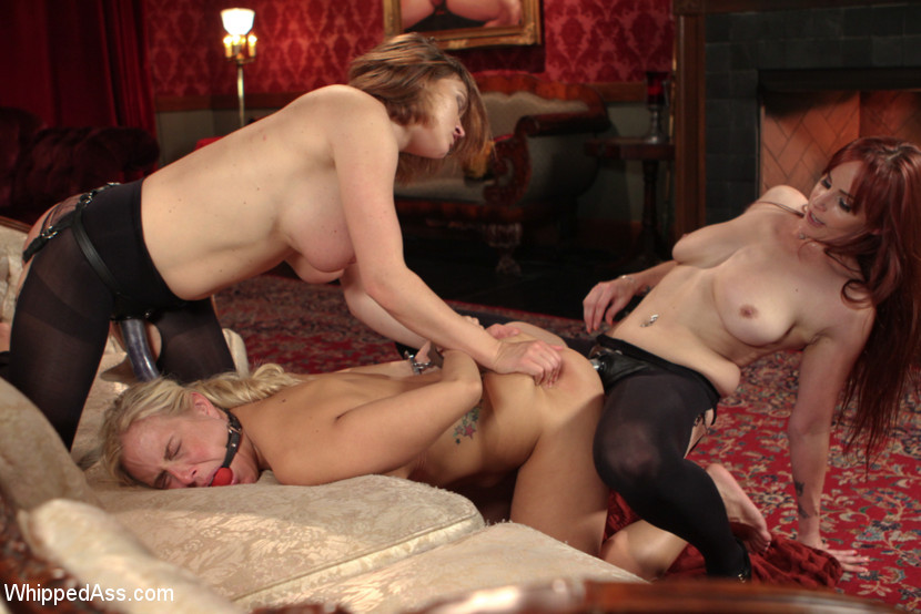 Two bitches whipped on bely - 1 9