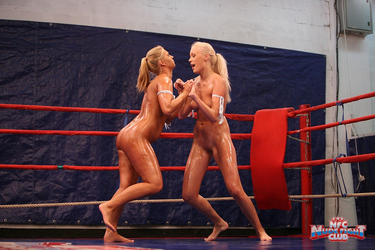 Free nude ladies street fighting