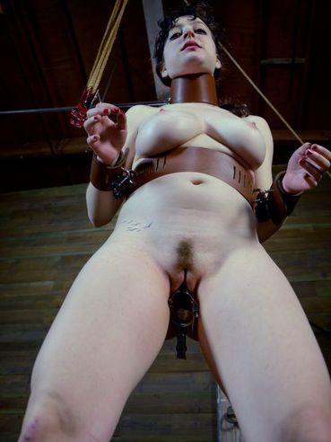 Dixon Mason is in the center of attention in this BDSM gallery of bondage games.