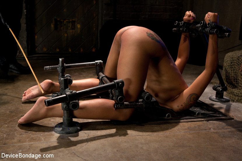 Skin Diamond Bondage