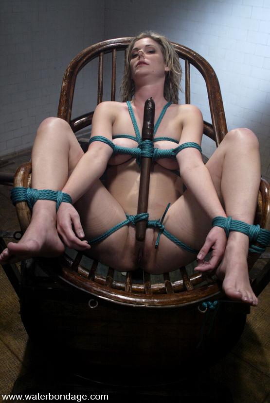 Fayth delucca bondage