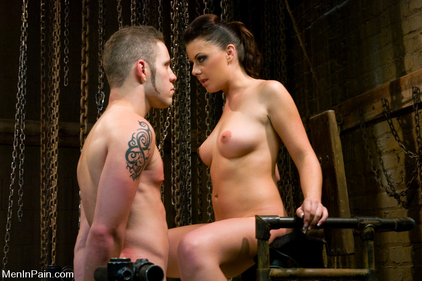 Hot Nude Women in latex