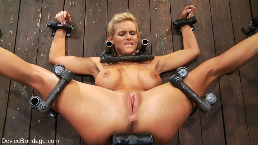 fetish bondage hot date