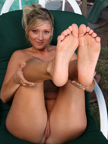 Nude foot fetish anal blonde speaking, recommend