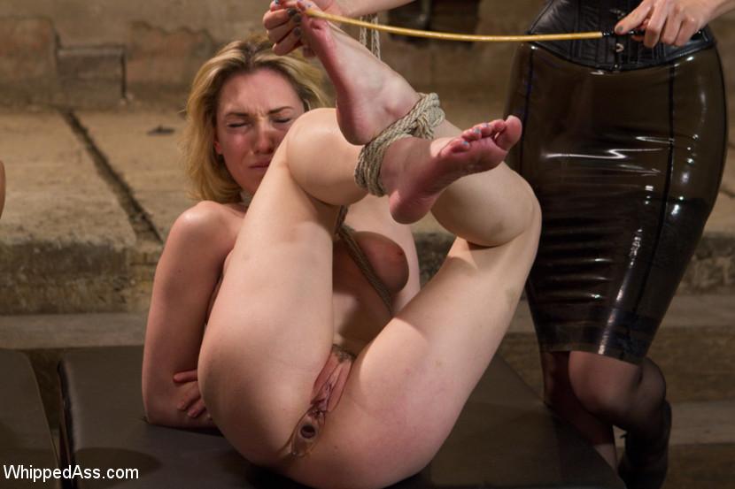 Tory Lane Lesbian Bondage