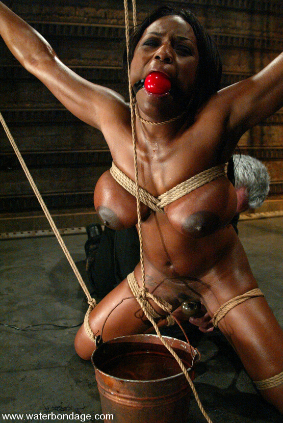 Apologise, black woman bdsm tortured situation