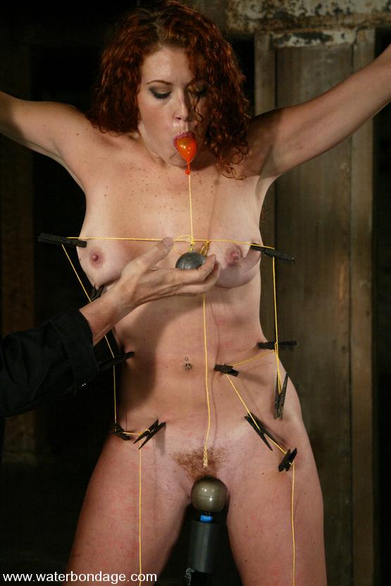 half naked girl at party