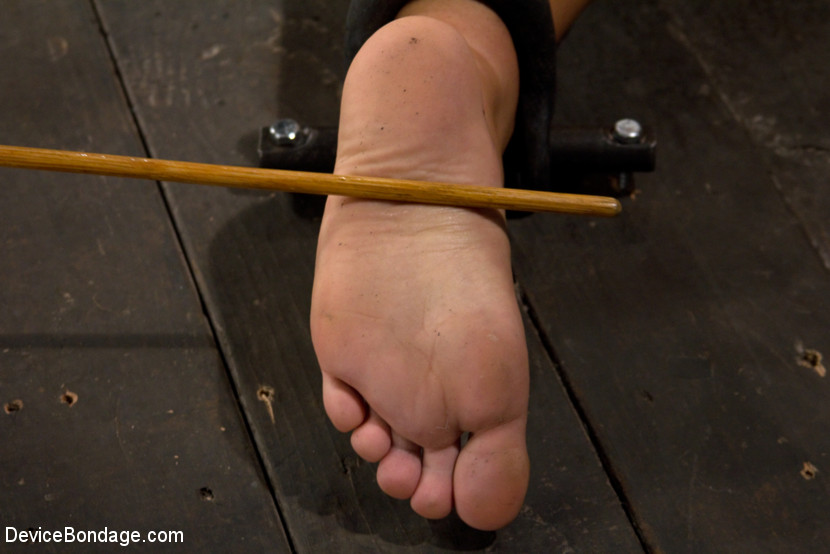 Bare feet bdsm