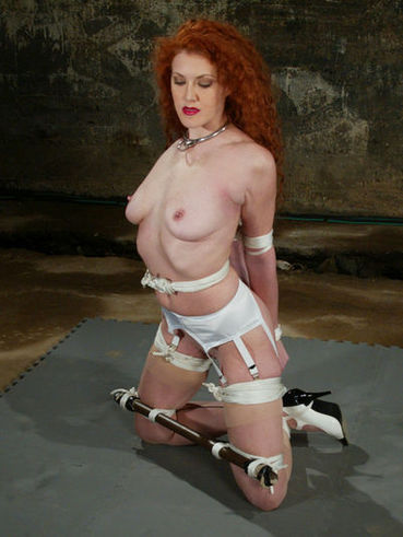 Sabrina Fox gets her nipples stimulated and is treated with a nasty aquaphilia experience.