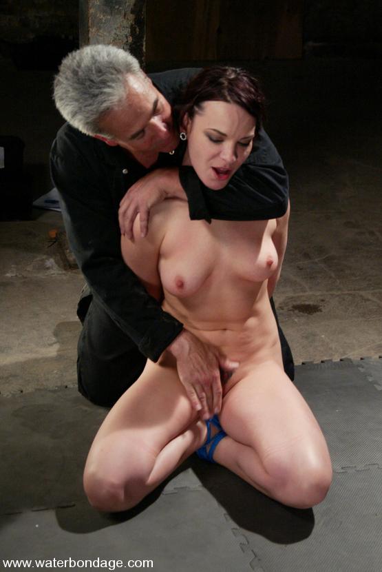 Dana dearmond in bondage