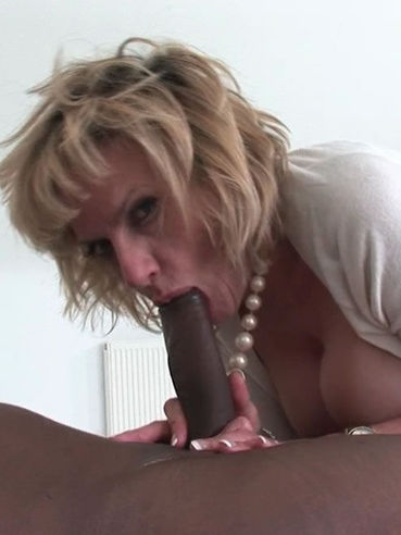 Cock hungry Lady Sonia shows that she has a fetish for that sweet black nectar.