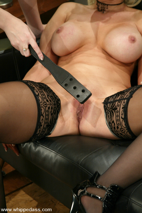 Lady and chanta rose spanked and fucked turned traditional