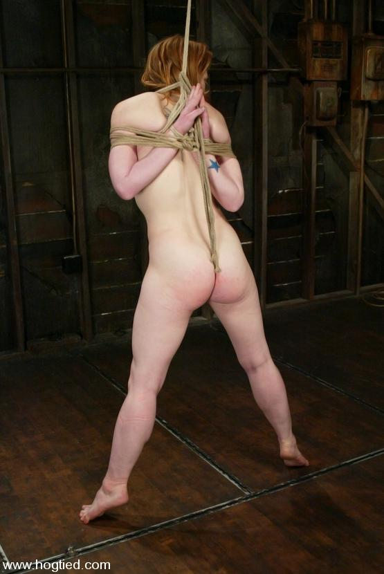 Nude canadian redhead
