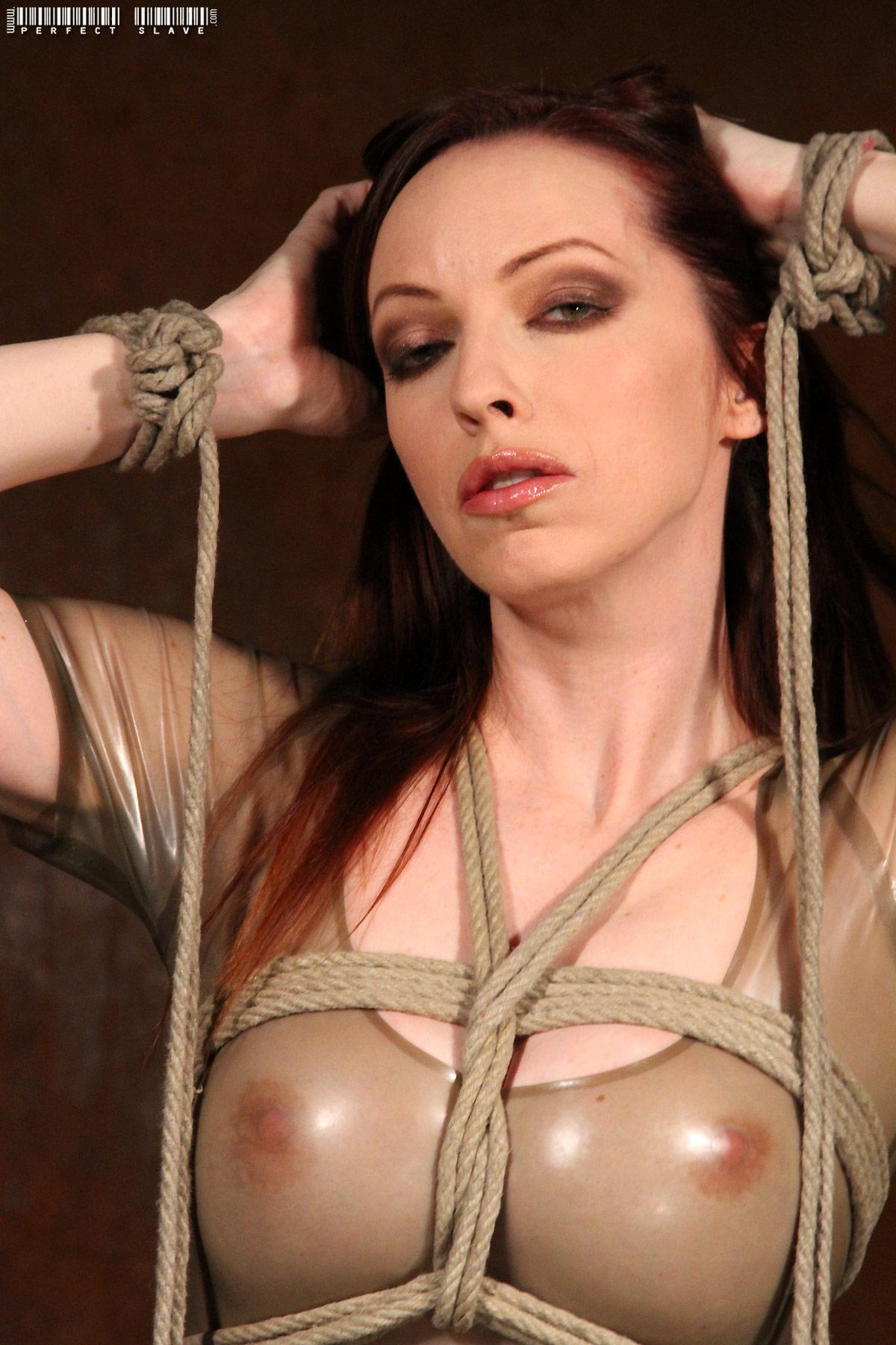 Bondage slave dressing movie