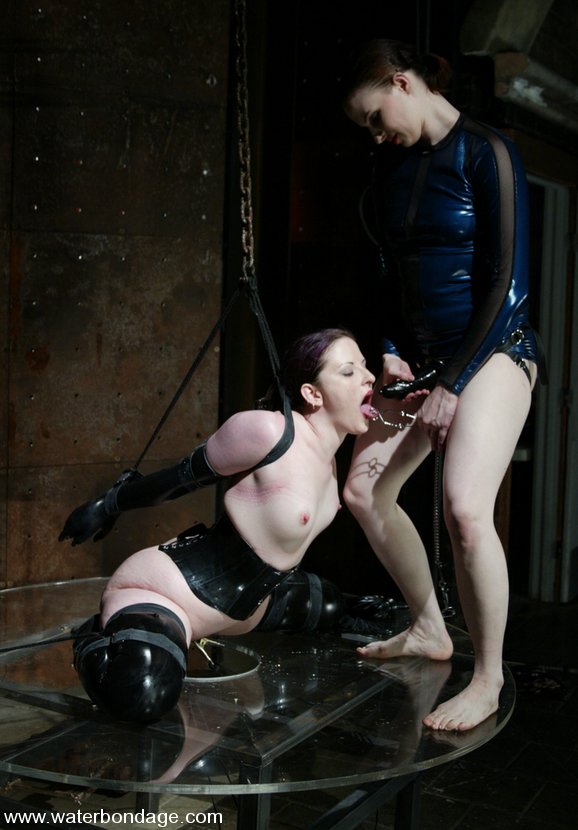 Claire adams bondage just