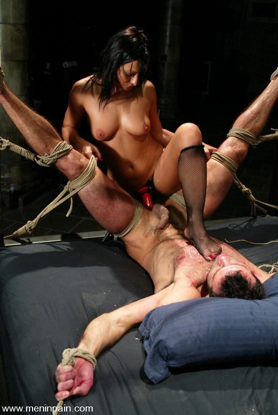 bondage forum dildo reiten