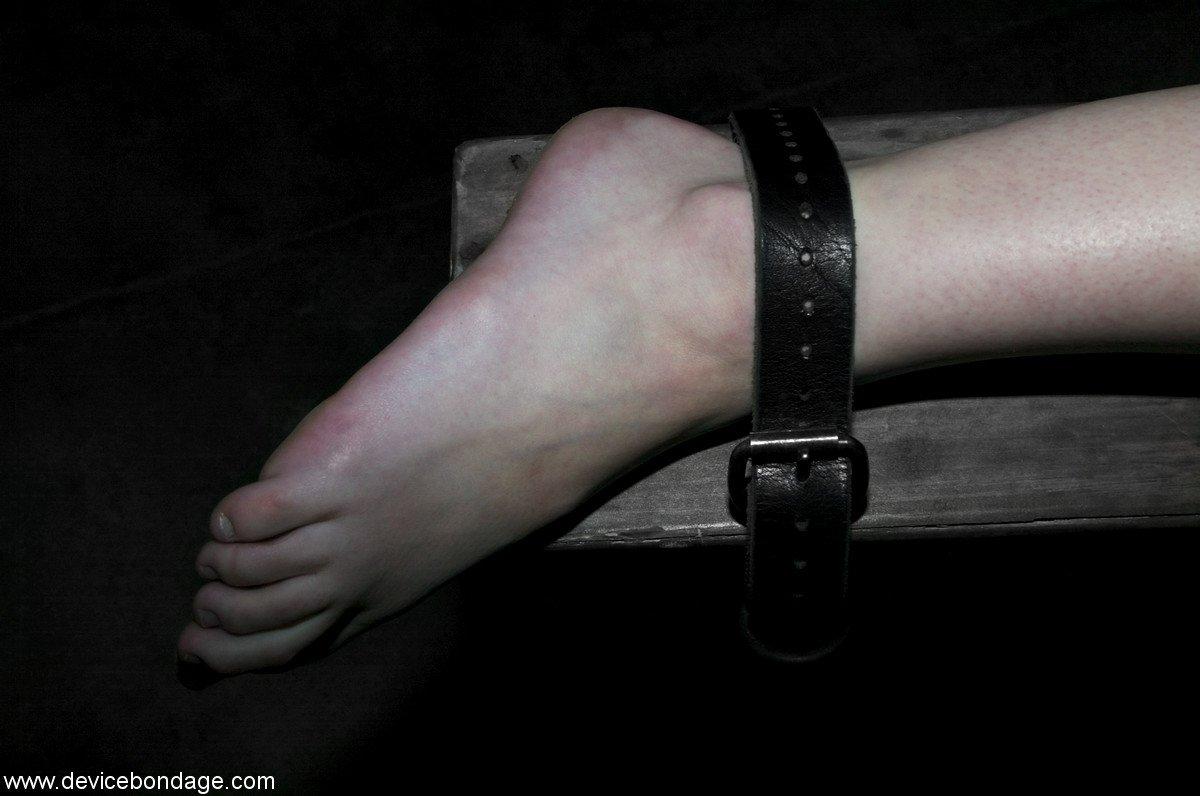 kristine device bondage