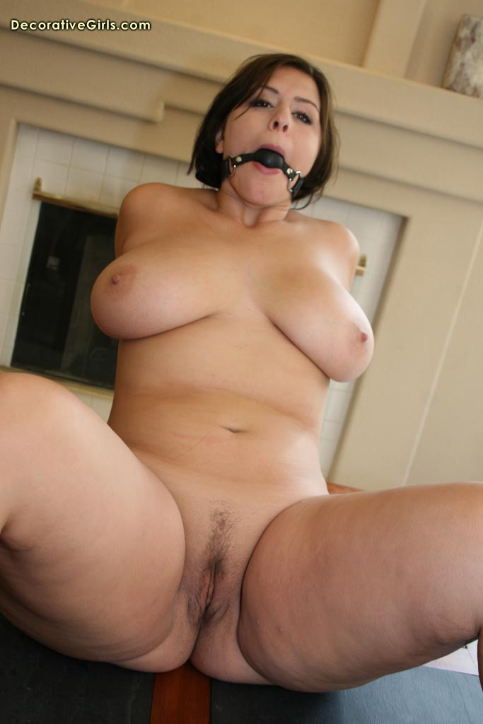 Busty fat women for bondage