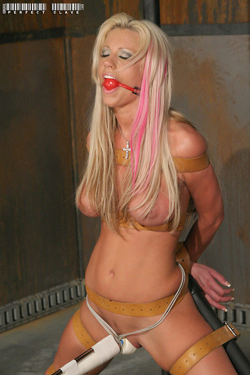 Tanya james model bondage