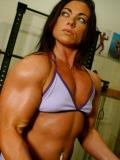 Kim Bruno Female Bodybuilders