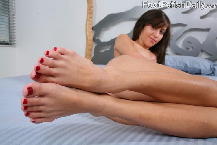 Lesbian Dirty Feet Licking