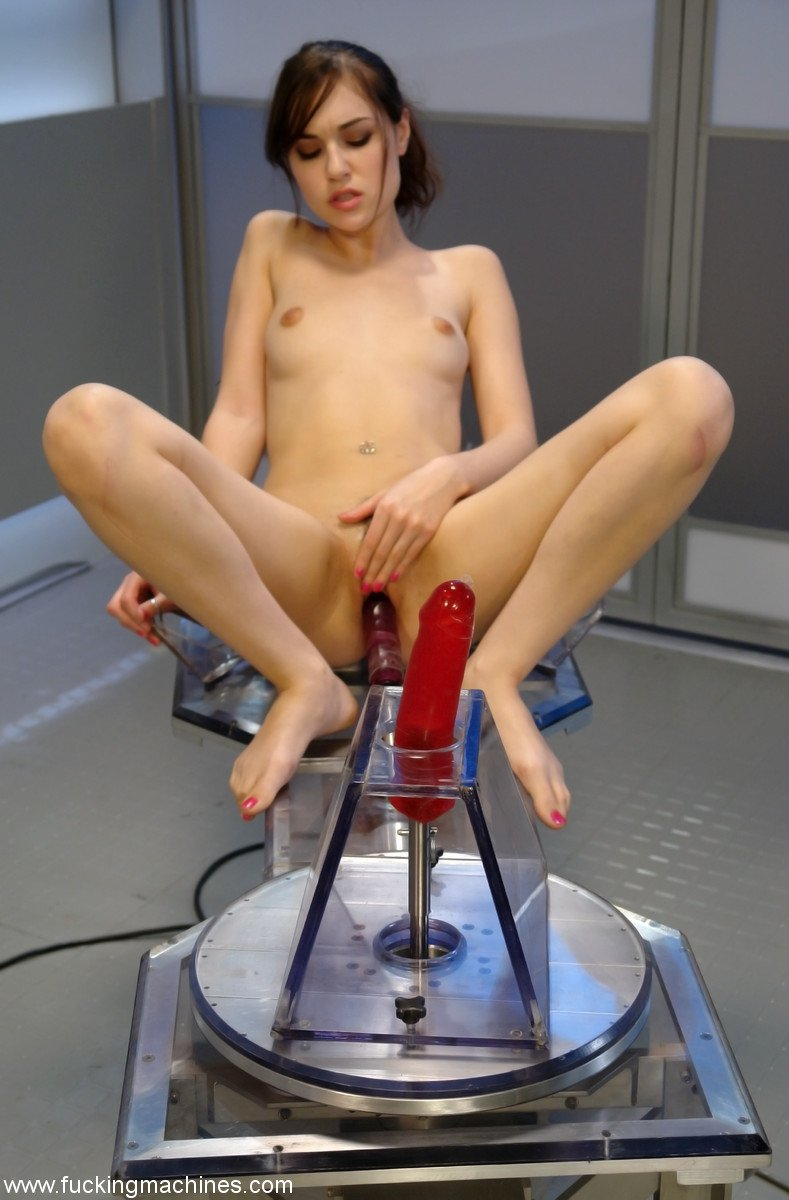 Sasha grey machine