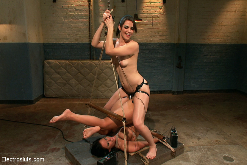 Bdsm bondage electro toy hot webcam xxx 4