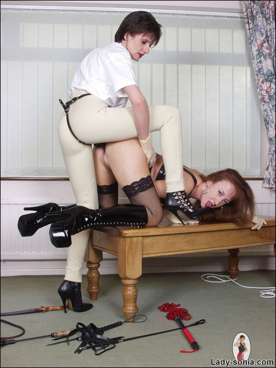 Porno Lady Sonja