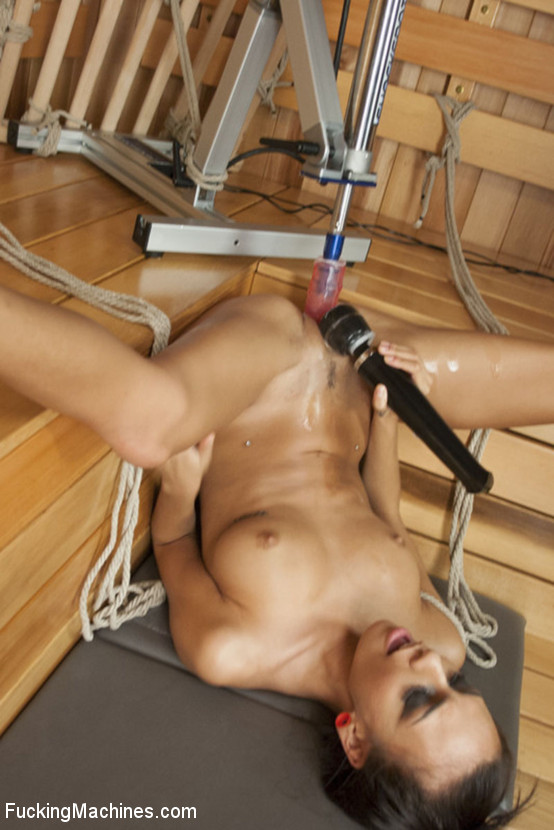Janice griffith fuckingmachines squirt