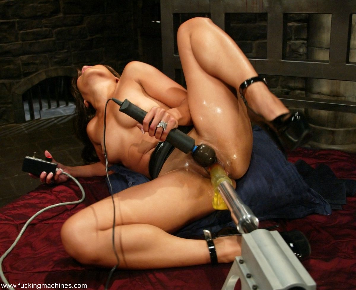 Fucked to death by machines adult movies