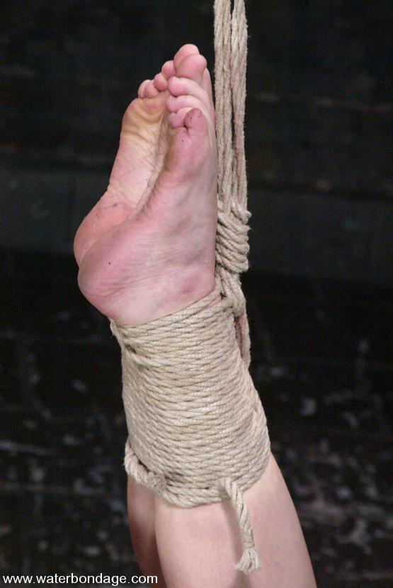 Impossible Free water bondage videso