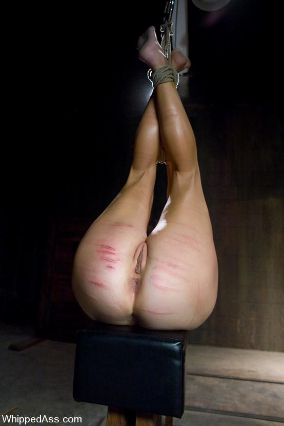 her Gently crack spank