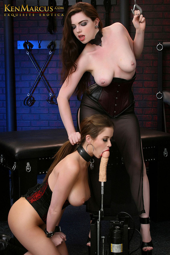 Apologise, but, lesbian domination corset you will